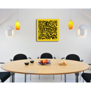 Canvas QR code