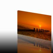 Oranje Zon Strand